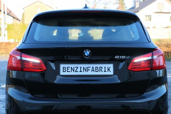 6x5 W CREE® LED Rückfahrlicht BMW 2er Active Tourer, Gran Tourer, weiss