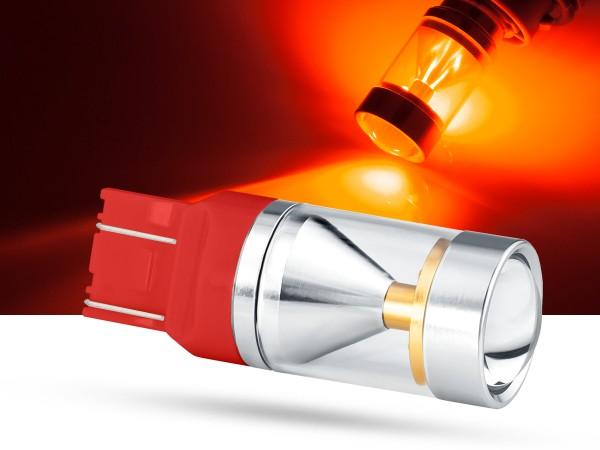30 Watt, 6xCREE® LED, PKD V2.0, T20, LEDW21/5W, rot, offroad