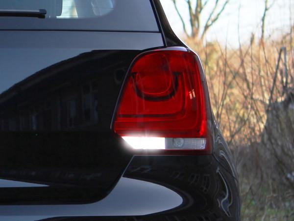 4x5 W CREE® LED Rückfahrlicht VW Polo 6r, weiss