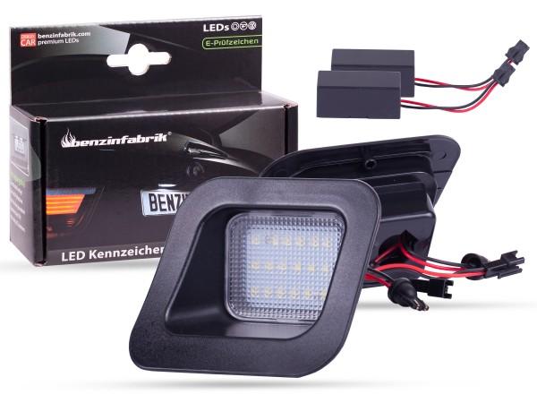 LED Kennzeichenbeleuchtung Module Dodge Ram 2003-2018, mit E-Prüfzeichen