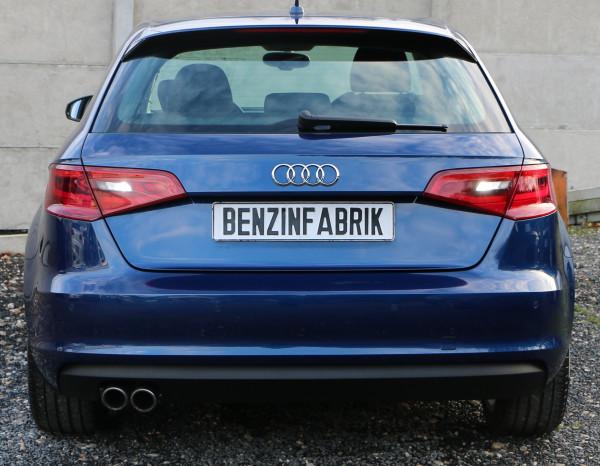 15er Mini SMD LED Rückfahrlicht Audi A3 8V, weiss