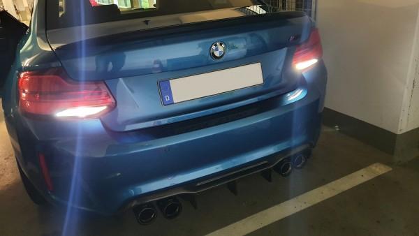 6x5 W CREE® LED Rückfahrlicht BMW 2er, M2, weiss