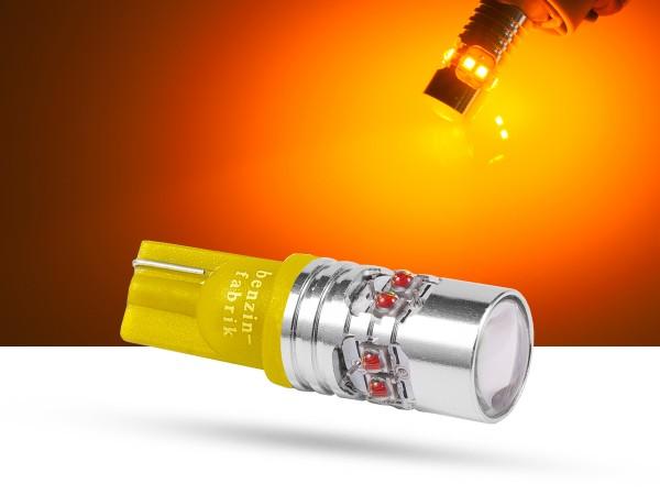 50 Watt, 10xCREE® LED, T15 LEDWY16W, orange
