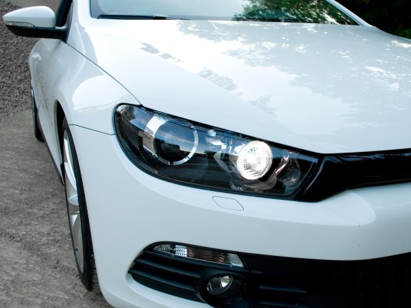 SMD LED Tagfahrlicht für VW Scirocco, TFL Set, offroad