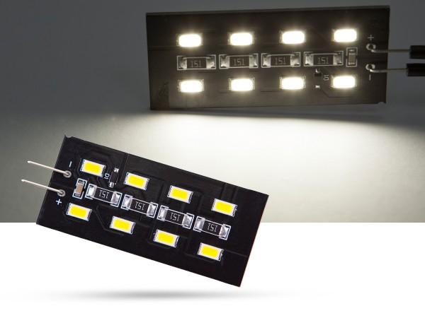 8x5630 SMD LED Modulplatine Kofferraumbeleuchtung für BMW