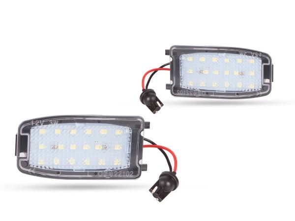 2er Set OEM LED Module für Umfeldbeleuchtung, Land Rover, Range Rover