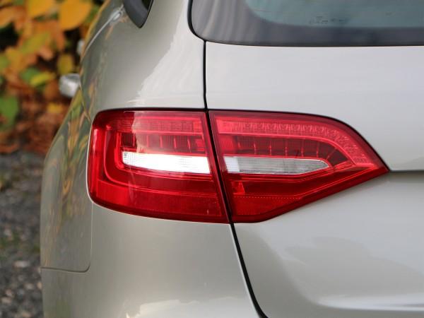 10x5W CREE LED Rückfahrlicht Audi A4 B8 Avant, weiss