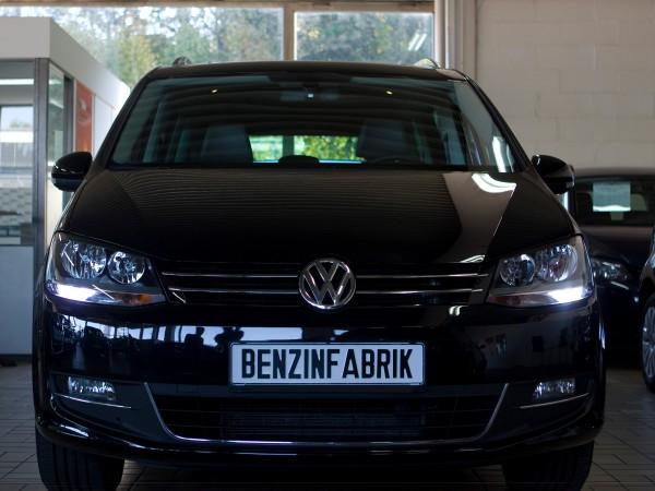 30er SMD LED Tagfahrlicht Set für VW Sharan, reinweiß, offroad