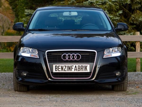 20 Watt CREE LED Tagfahrlicht Set für Audi A3 8P, offroad