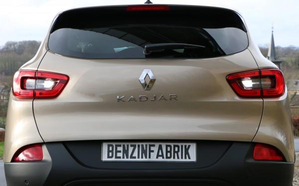 15er 2835 SMD LED Rückfahrlicht Renault Kadjar, weiss