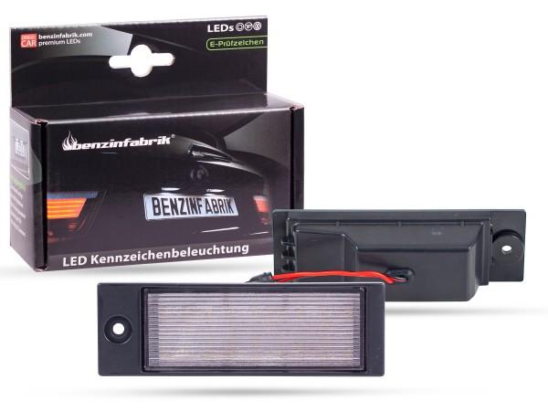 LED Kennzeichenbeleuchtung Module KIA CEED SW ab 2018 , mit E-Prüfzeichen