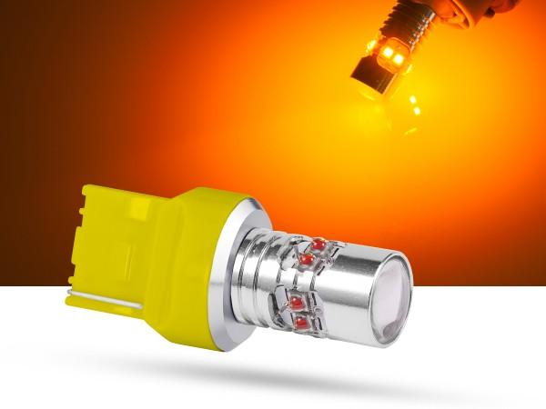 50 Watt, 10xCREE® LED, LEDW21W, orange