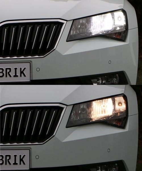 LED Frontscheinwerferset Skoda Superb 3