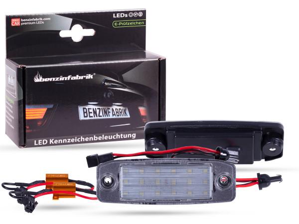 LED Kennzeichenbeleuchtung Module Hyundai