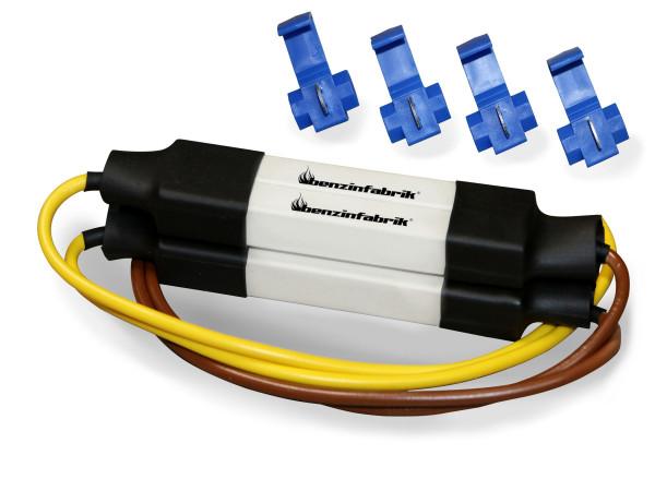 2x Lastwiderstand - CAN-bus FIS - Wizard, für LED TFL, Audi TT/A3