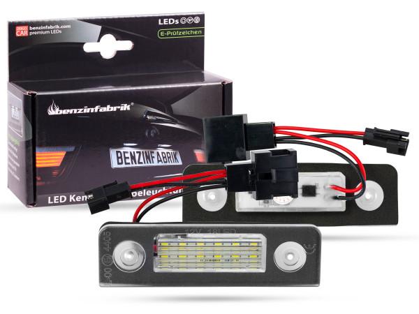 LED Kennzeichenbeleuchtung Module Skoda