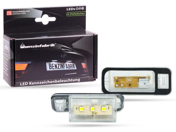 LED Kennzeichenbeleuchtung Module BMW 3er E36, mit E-Prüfzeichen