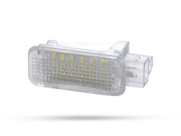 SMD LED Modul Kofferaum-, Ausstiegs-, Handschuhfach-, Fussraumbeleuchtung für Audi, VW, Seat, Skoda