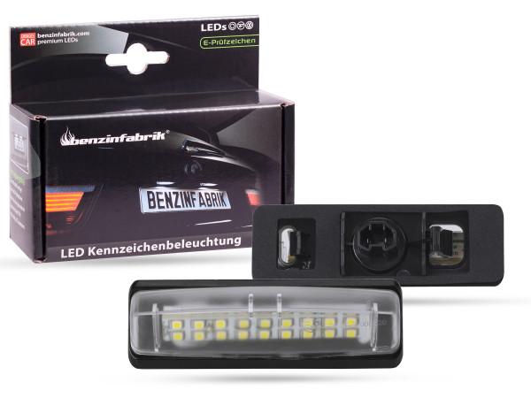 LED Kennzeichenbeleuchtung Module Toyota, Lexus