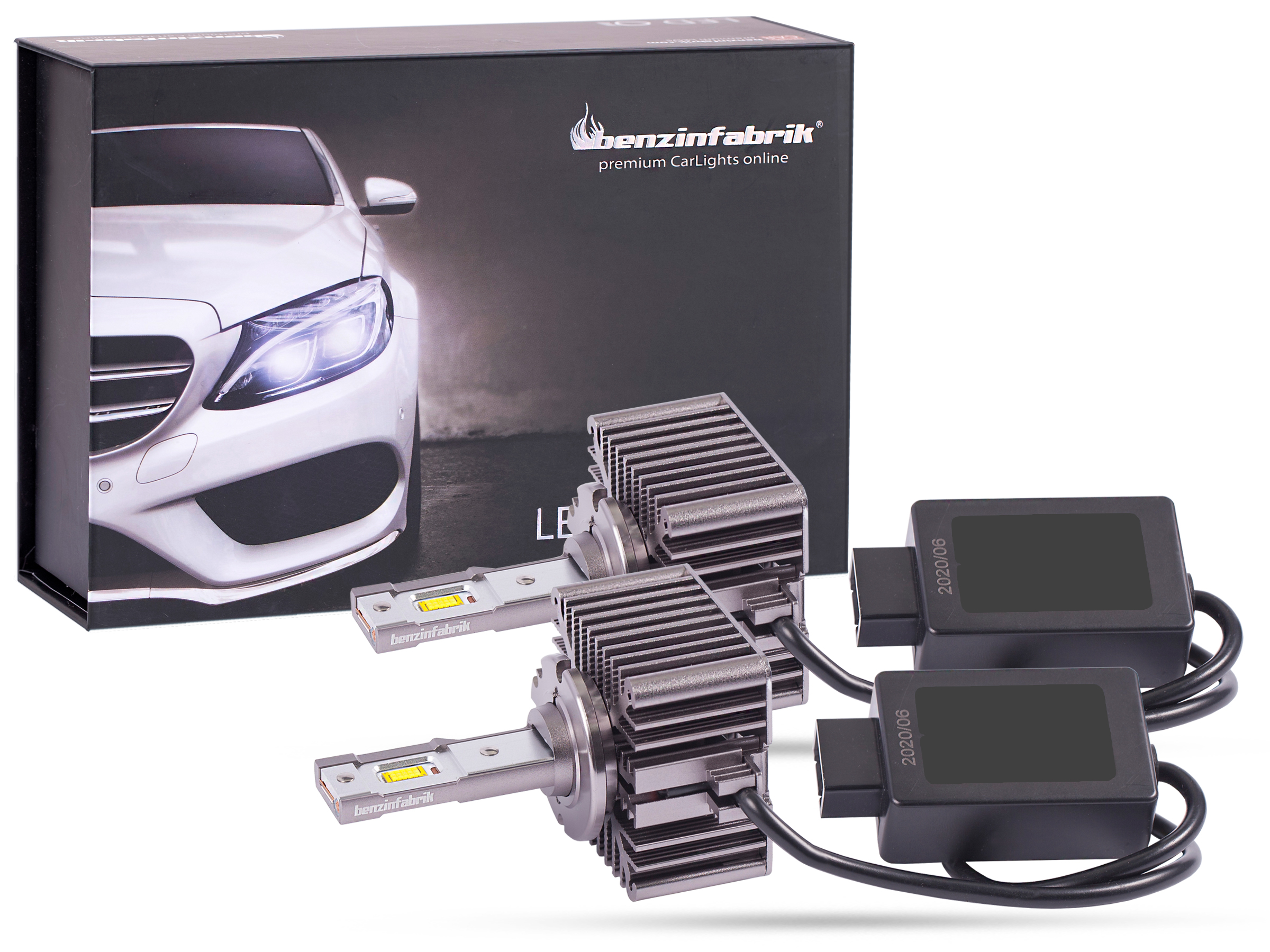 LED Umrüstsets für Xenonscheinwerfer