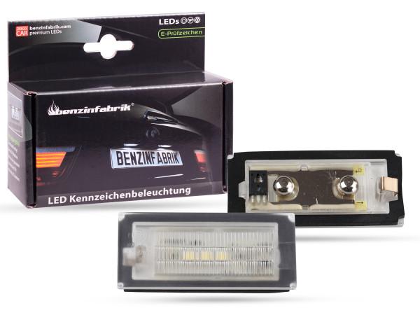 LED Kennzeichenbeleuchtung Module BMW 3er E46 Coupe, Cabrio 04-06