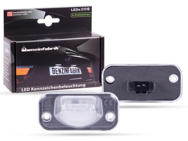 LED Kennzeichenbeleuchtung Module VW Vento, mit E-Prüfzeichen