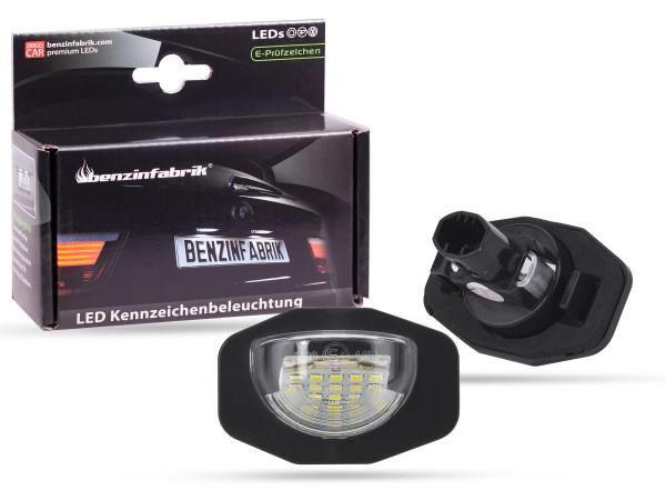 LED Kennzeichenbeleuchtung Module Toyota