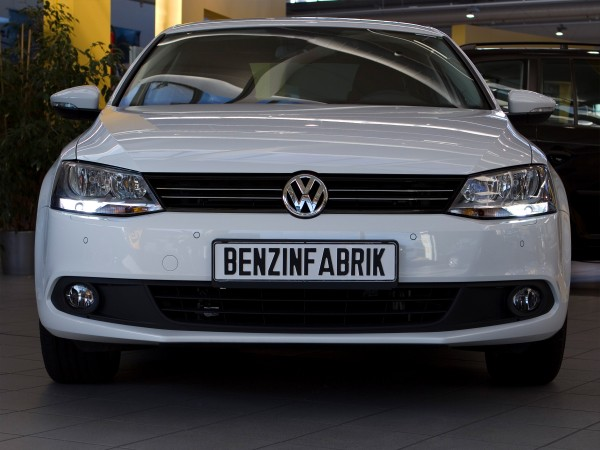 30er SMD LED Tagfahrlicht Set für VW Jetta, reinweiß, offroad