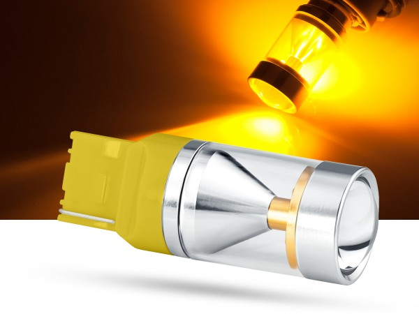 30 Watt, 6xCREE® LED, PKD V2.0, T20, LEDWY21W, orange, offroad