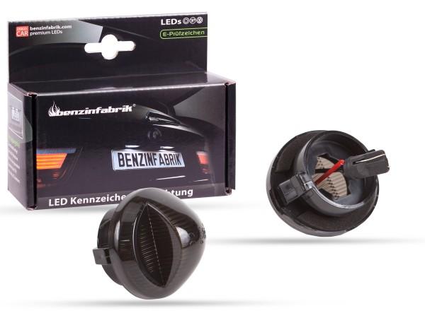 LED Kennzeichenbeleuchtung Module Ford Explorer Bj.:07-10, mit E-Prüfzeichen