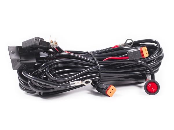 30A Kabelsatz Zusatzscheinwerfer, duo