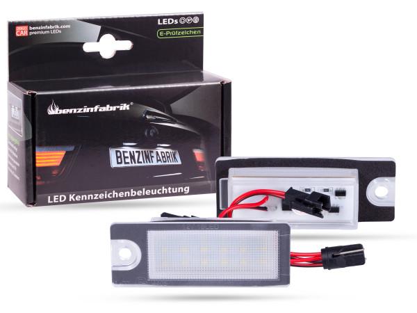 LED Kennzeichenbeleuchtung Module Volvo