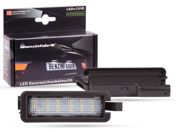 LED Kennzeichenbeleuchtung Modul Dodge Charger ab 2015, mit E-Prüfzeichen