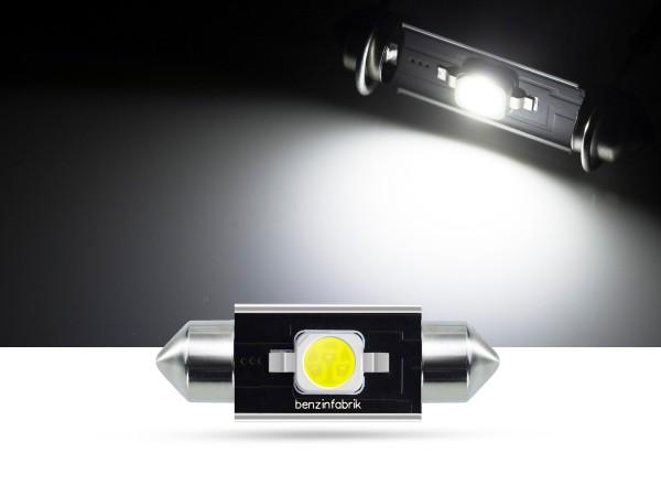 36mm 2 Watt SMD LED Soffitte Innenraumlicht, CAN-bus, weiss