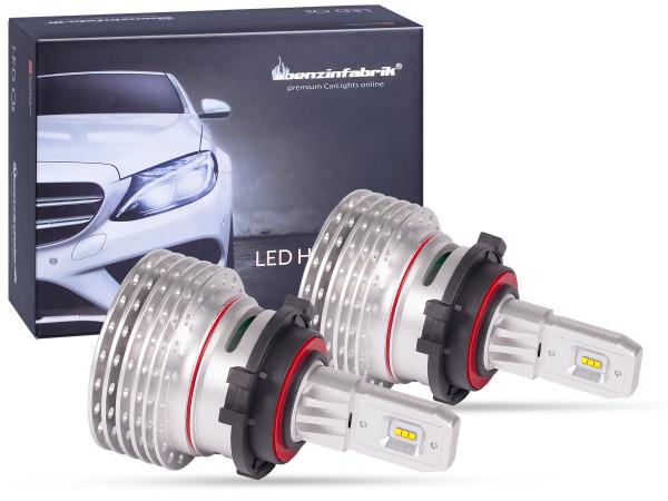 LED Abblendlichtset VW, Seat, Mercedes, weiss