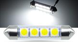 SMD LED Soffitten, weiss