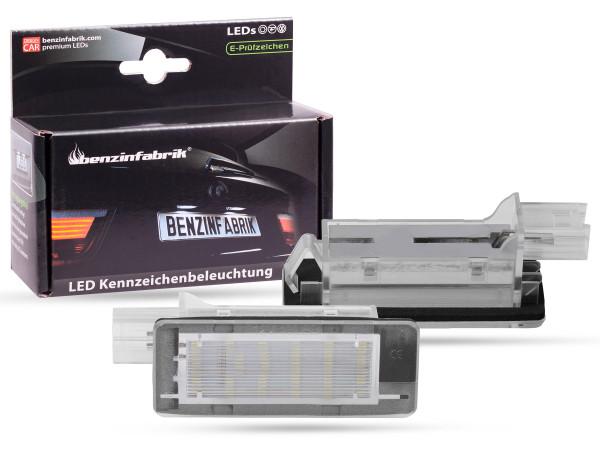 LED Kennzeichenbeleuchtung Module Renault, Dacia