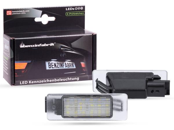 LED Kennzeichenbeleuchtung Module Peugeot, Citroen