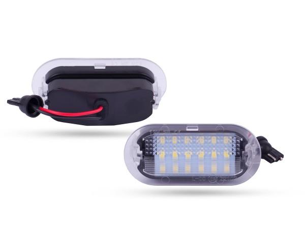 2er Set OEM LED Module für Ausstiegsbeleuchtung, VAG