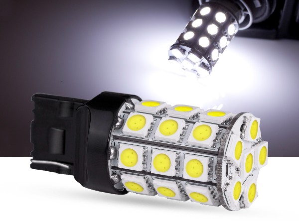 30er SMD LED, T20, LEDW21W, weiss, offroad