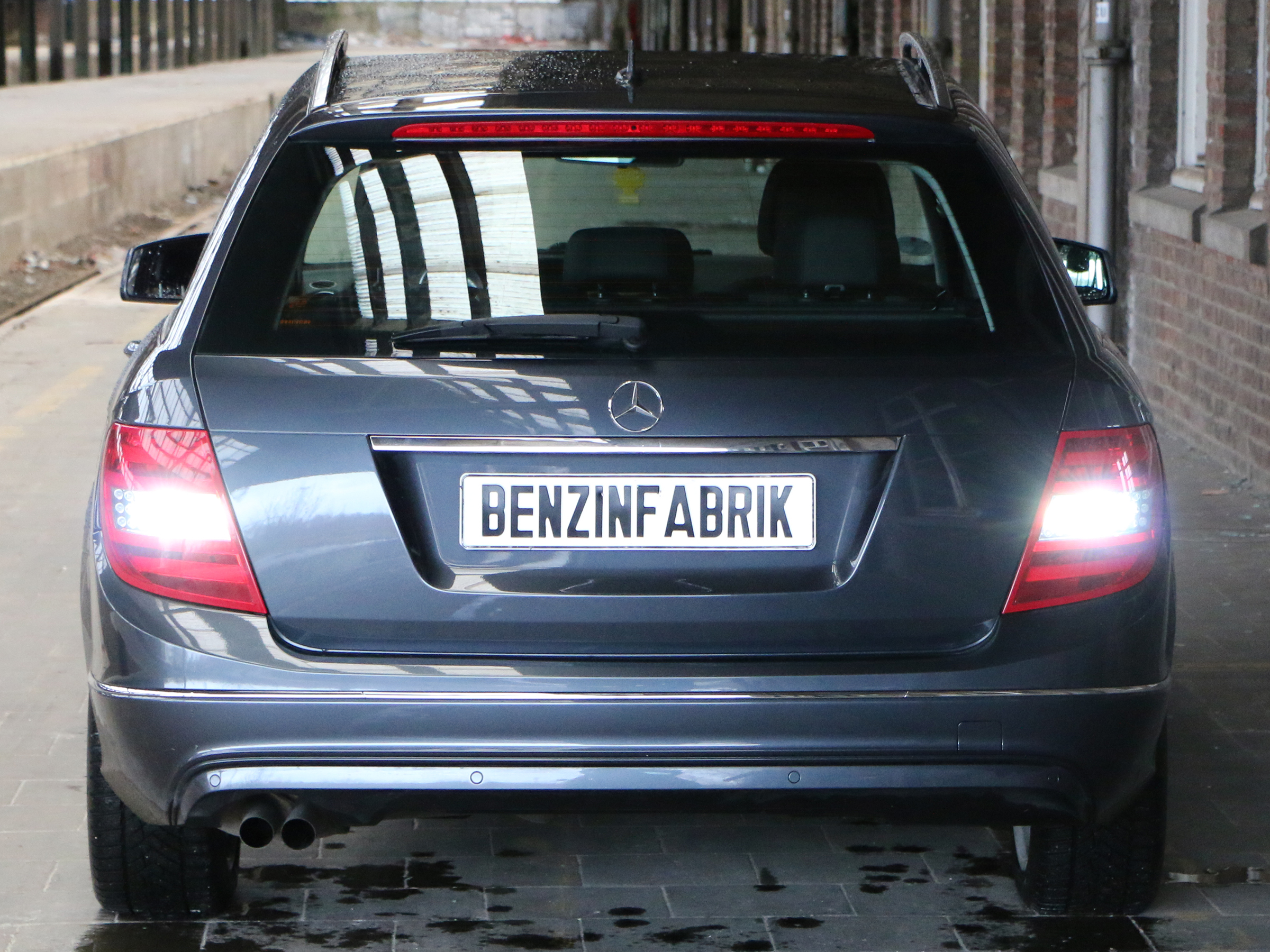 LED Rückfahrlicht Mercedes