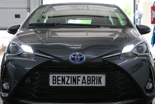 30 Watt 6xCREE® LED Tagfahrlicht für Toyota Yaris ab 2017, weiss