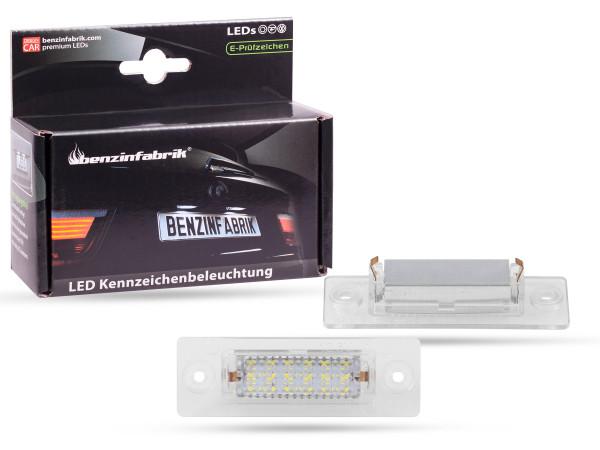 LED Kennzeichenbeleuchtung Module VW, Skoda