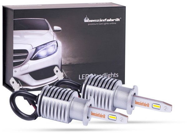 LED Scheinwerferset LEDH3 Compact