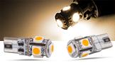 SMD LED Spots, warmweiss