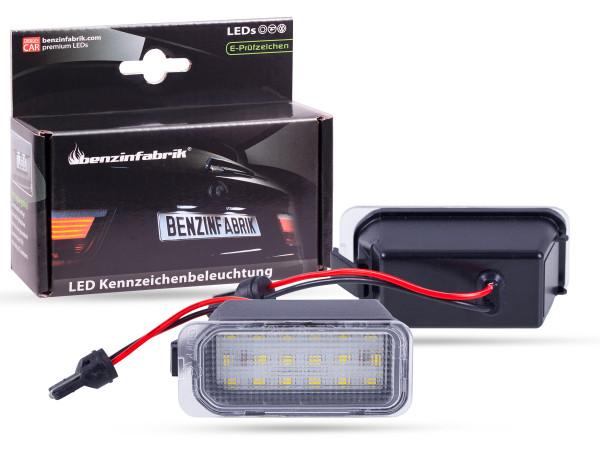 LED Kennzeichenbeleuchtung Module Ford, Jaguar