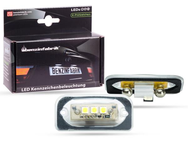 LED Kennzeichenbeleuchtung Module Mercedes