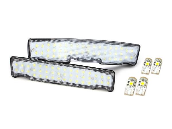 OEM Innenraumbeleuchtung, 44 SMD LEDs, Einsatz für BMW F01 F02 F03 F04 F25 F10, weiss
