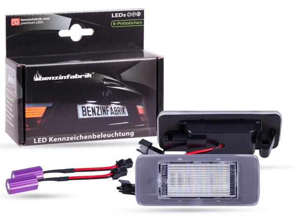 LED Kennzeichenbeleuchtung Module Opel, Chevrolet