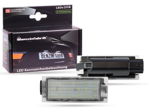 LED Kennzeichenbeleuchtung Module Renault